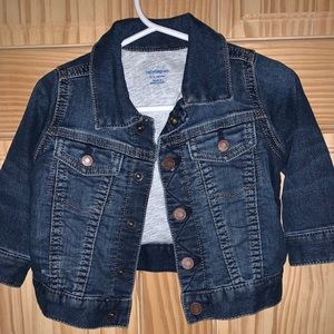 Baby Gap jeans jacket